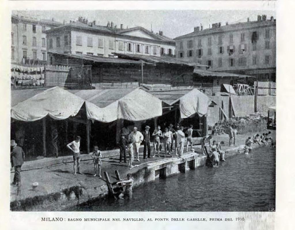 La martesana e il Redefossi in Melchiorre Gioia 1913