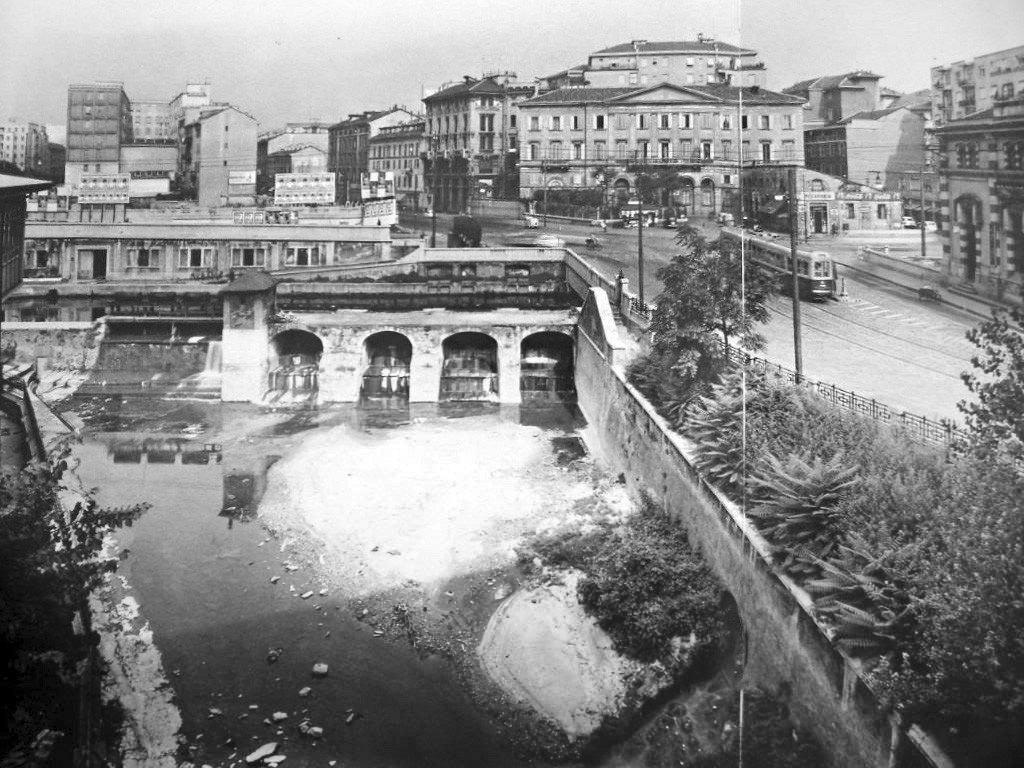 La martesana e il Redefossi in Melchiorre Gioia 1940-45