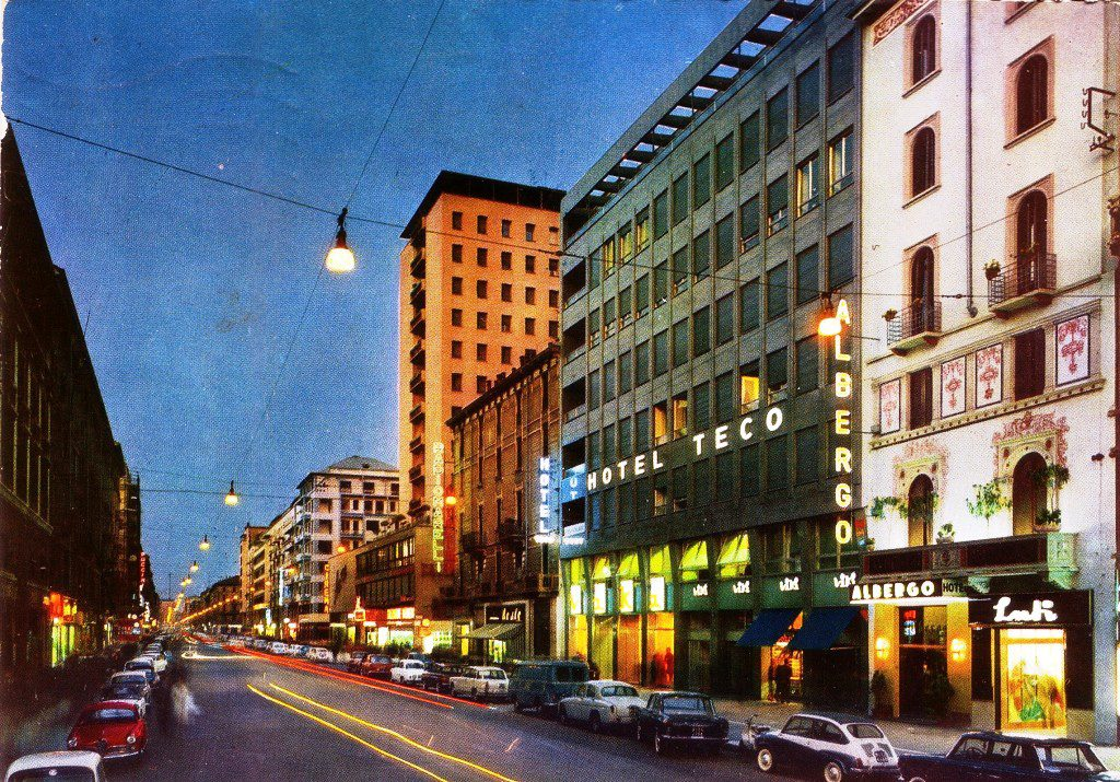 Corso Buenos Aires_1963-65