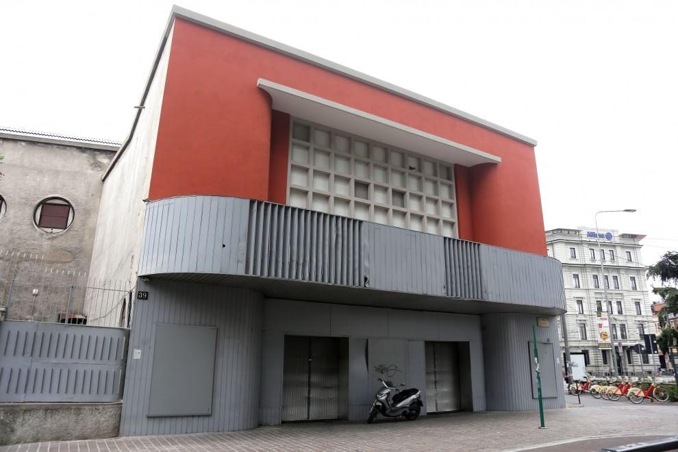 Milano porta romana ex cinema maestoso e ora - Cinema porta di roma prenotazione ...