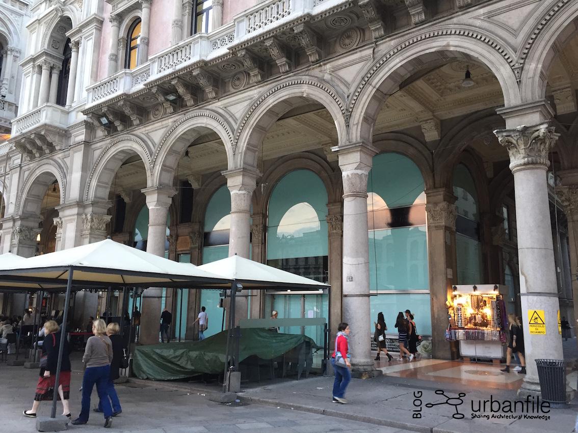 Milano duomo arriva tiffany al posto del burger king for Tiffany excelsior milano