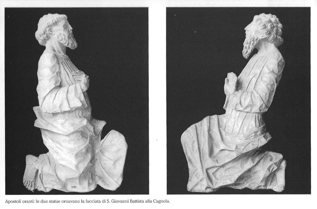 cagnola-due-sculture-del-vecchio-oratorio-dello-scultore-cristoforo-mantegazza