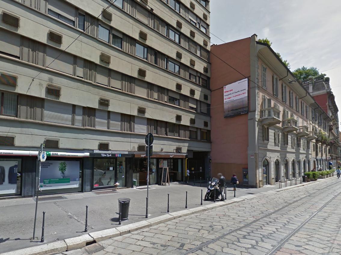 Milano crocetta i mostri in citt corso di porta for Corso di porta genova milano