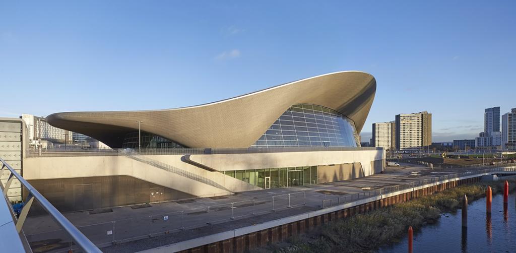 London Aquatic Centre 2