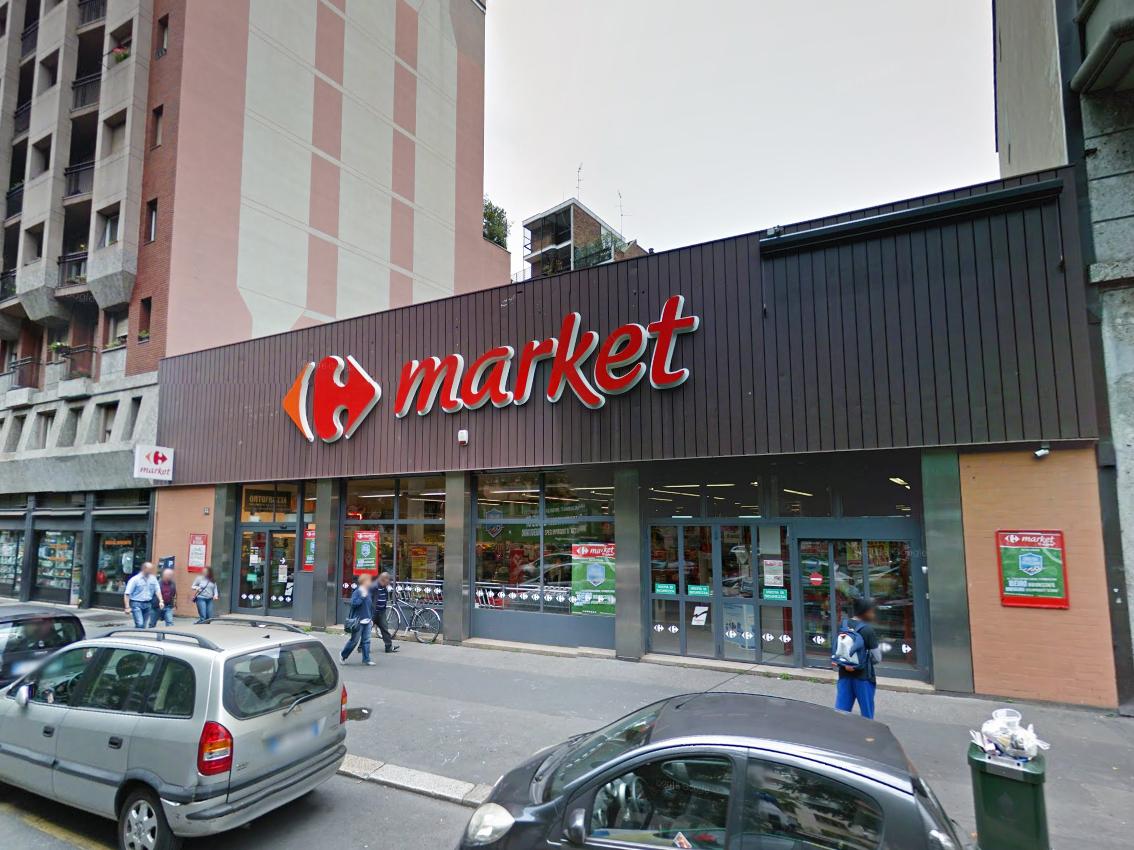 Milano porta venezia esselunga e il primo supermercato for Supermercati esselunga in italia