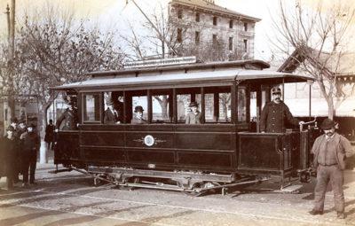 2-novembre-1893-primo-viaggio-tram-elettrico-al-termminus-in-piazza-porta-sempione