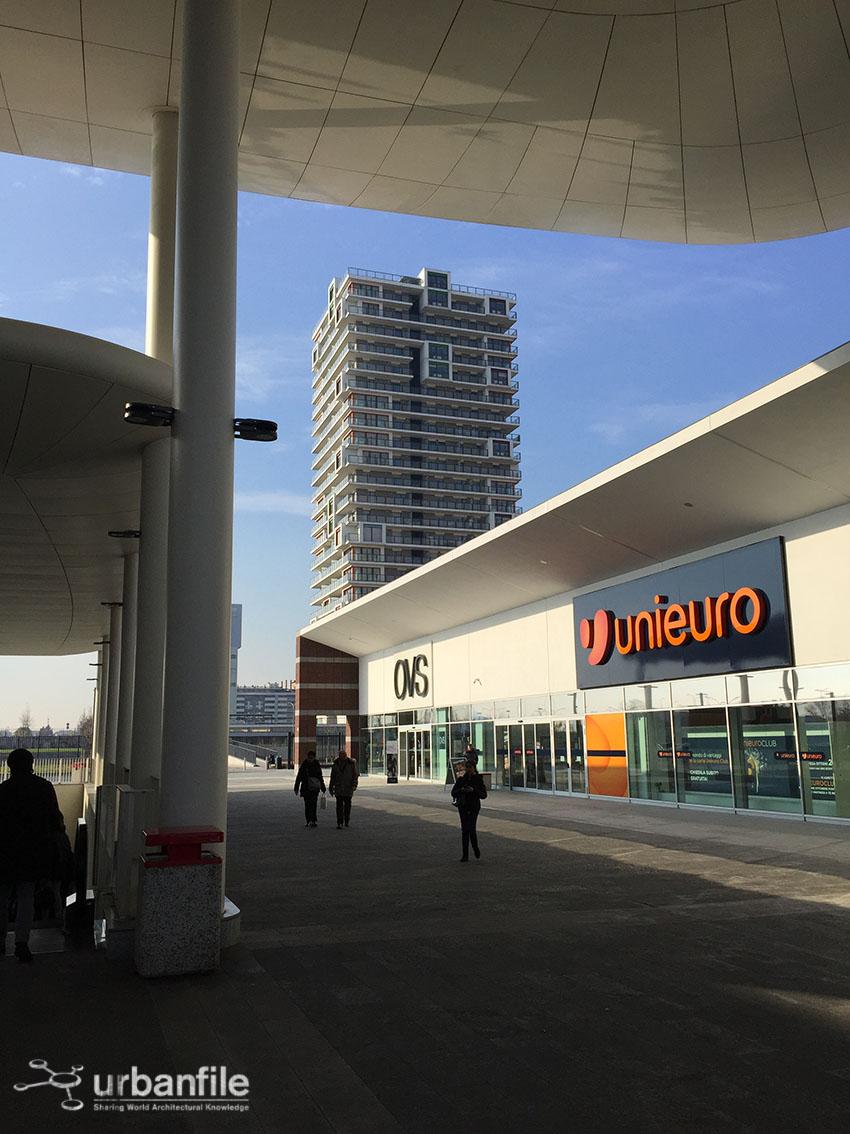 Milano crescenzago quartiere adriano parte 1 tra for Piani dell edificio per la colazione