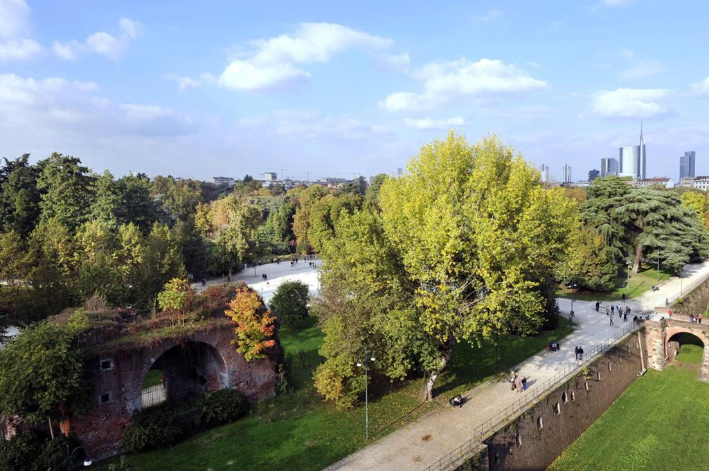 Parco Sempione 27 ottobre 2016