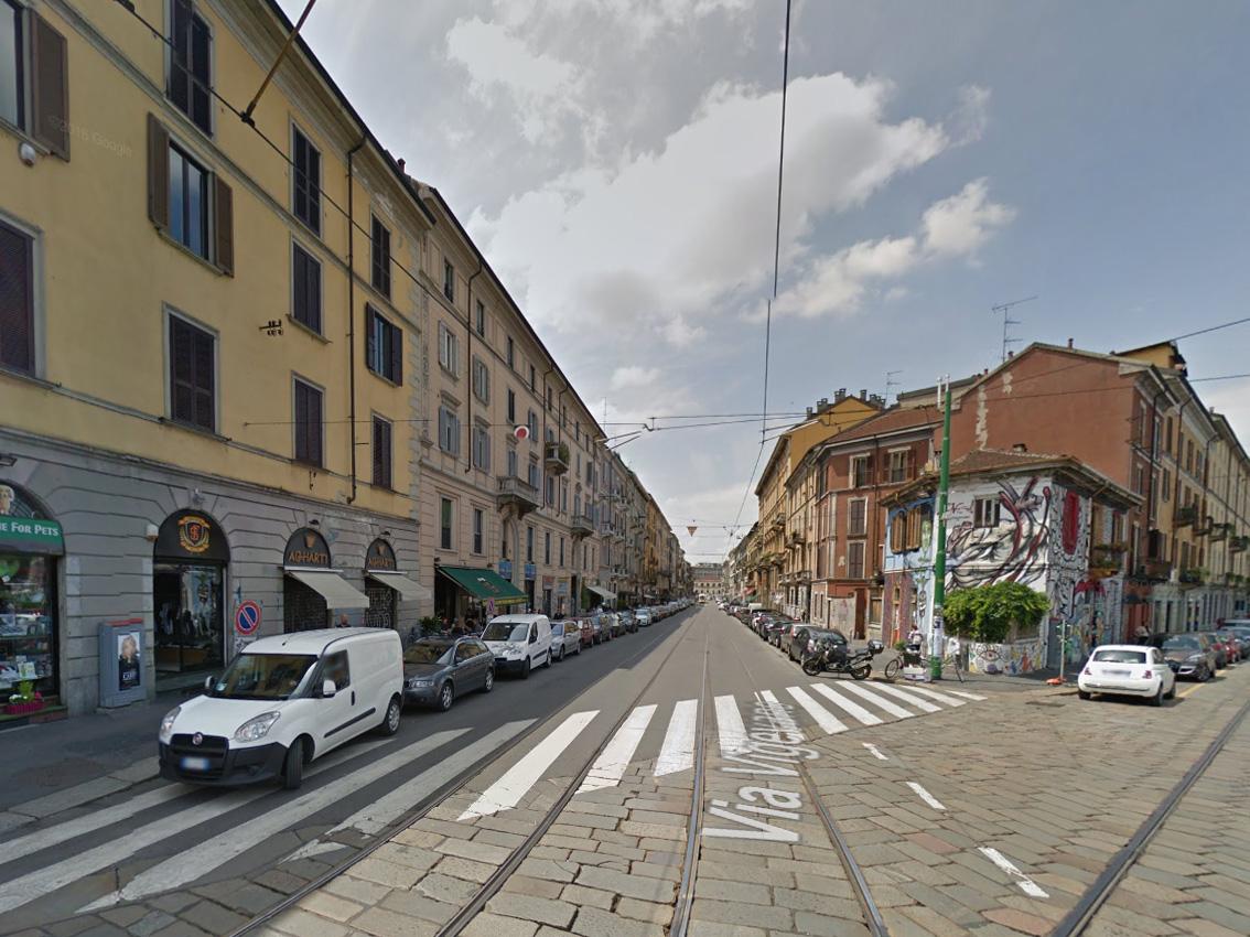 Milano | Porta Genova - Pedonalizzare via Vigevano, si può fare ...