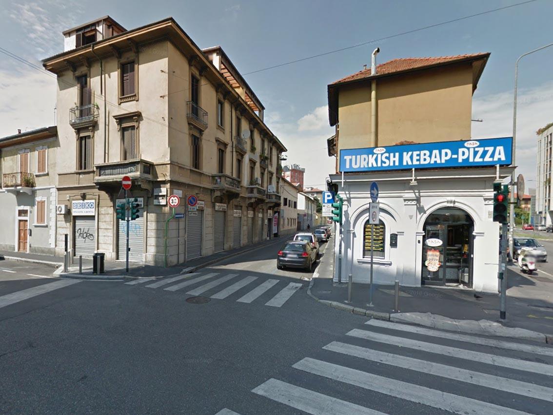 Milano precotto un giro per il quartiere prima parte for Www presotto it