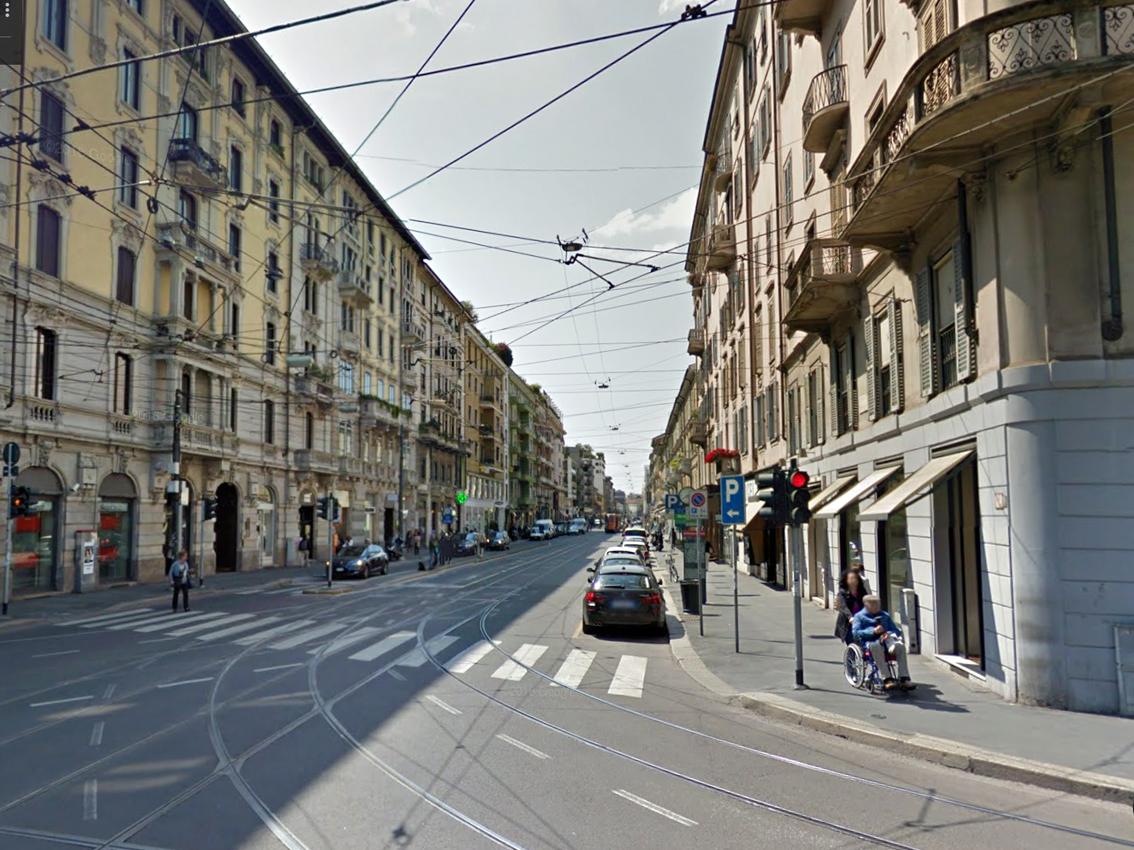 Milano porta vercellina corso vercelli in attesa di for Corso arredatore d interni milano