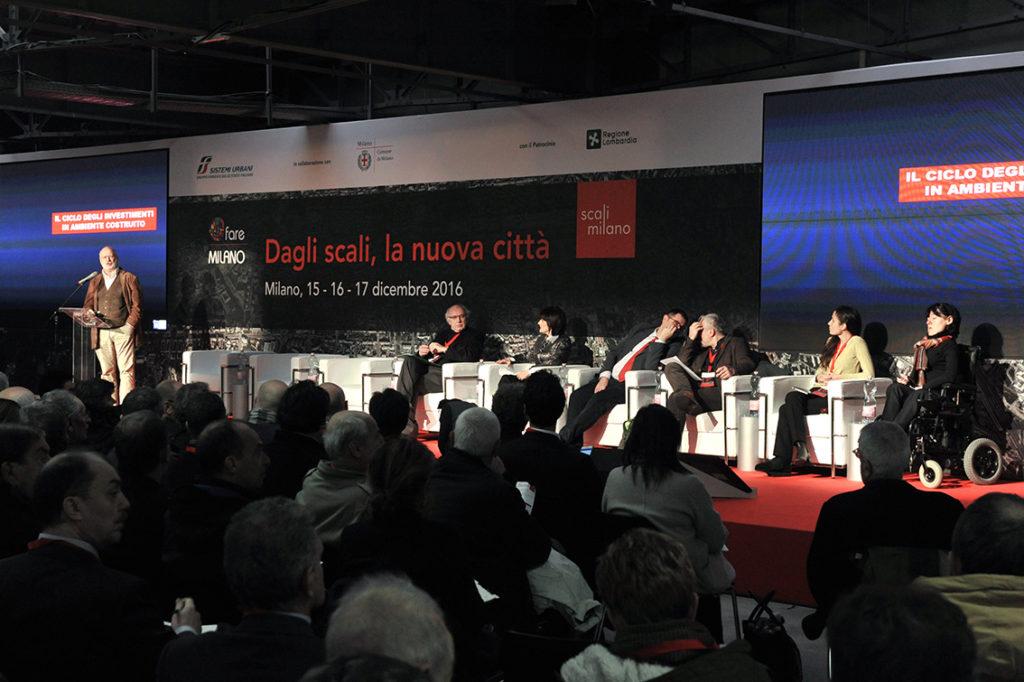 Dagli scali, la nuova città - Milano, 15 - 17 novembre 2016