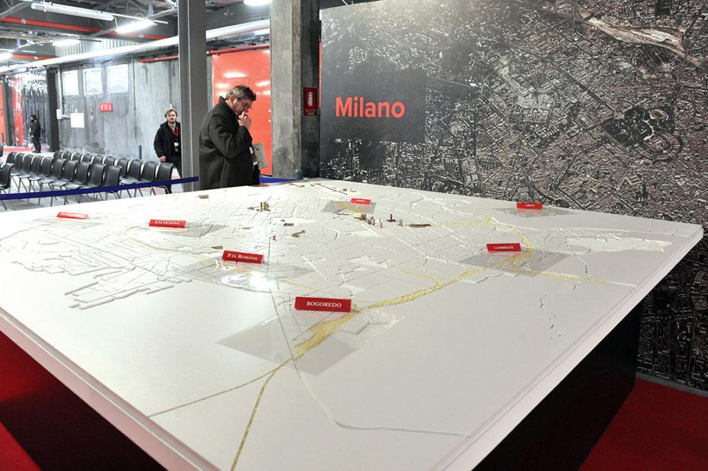 Dagli scali la nuova città - Milano, 15 - 17 novembre 2016