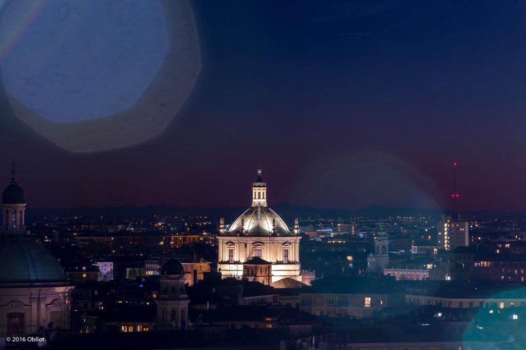 dalla Terrazza del Duomo di Milano, 27 dicembre 2016
