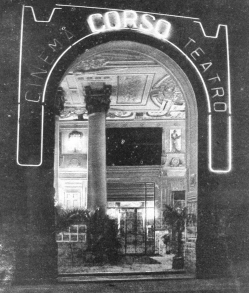 1927 - Cinema Corso