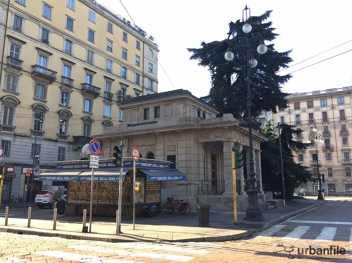Milano porta vittoria le porte di milano storia e situazione di piazza 5 giornate - Via porta vittoria milano ...
