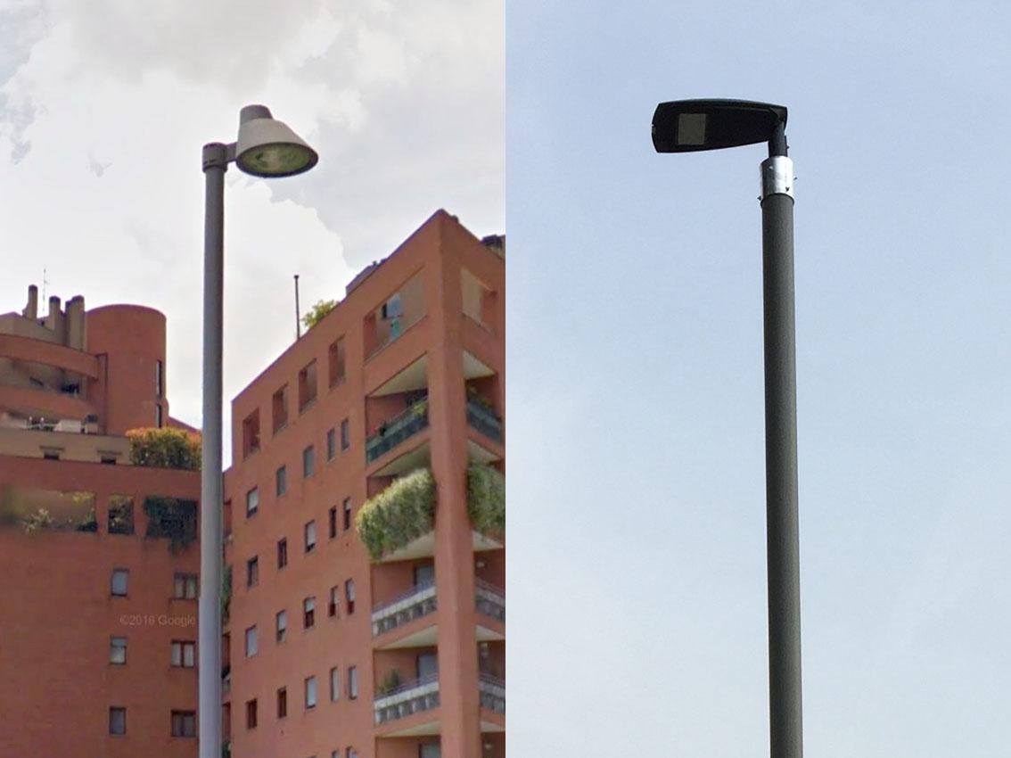 Lampioni Per Arredo Urbano.Milano Isola Arredo Urbano Proprio Non Ce La Facciamo