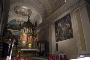 Altare - Santa Maria alla Fontana