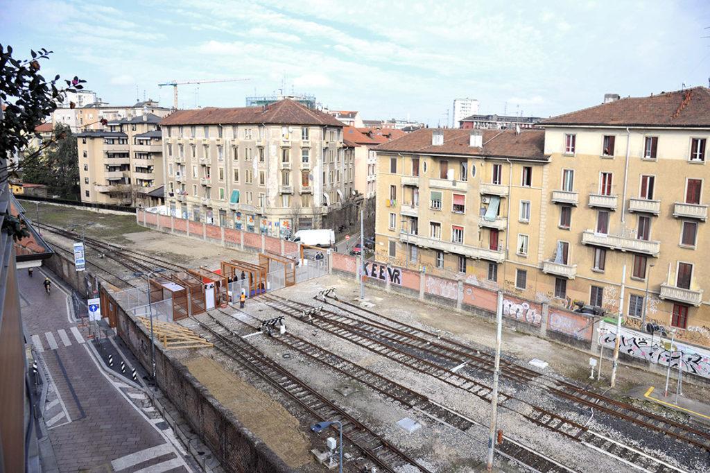 Milano porta genova in mostra le visioni per gli scali - Carabinieri porta genova milano ...