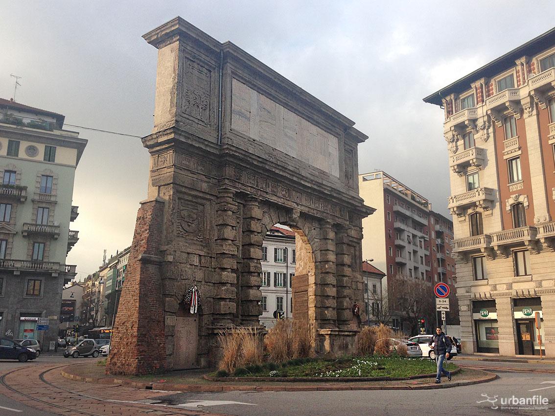Milano | Porta Romana – Le Porte di Milano: Piazzale ...