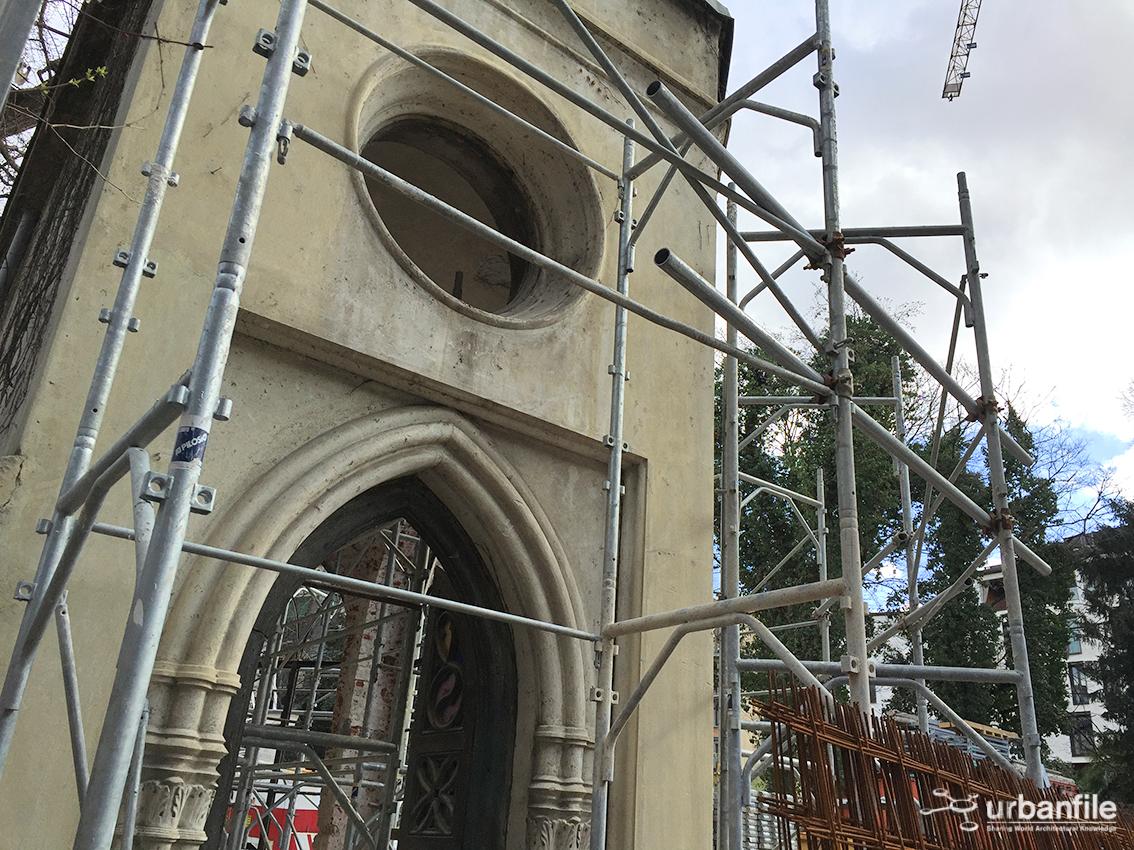 Milano brera cantiere palazzo citterio aggiornamento - Allargare porta interna ...