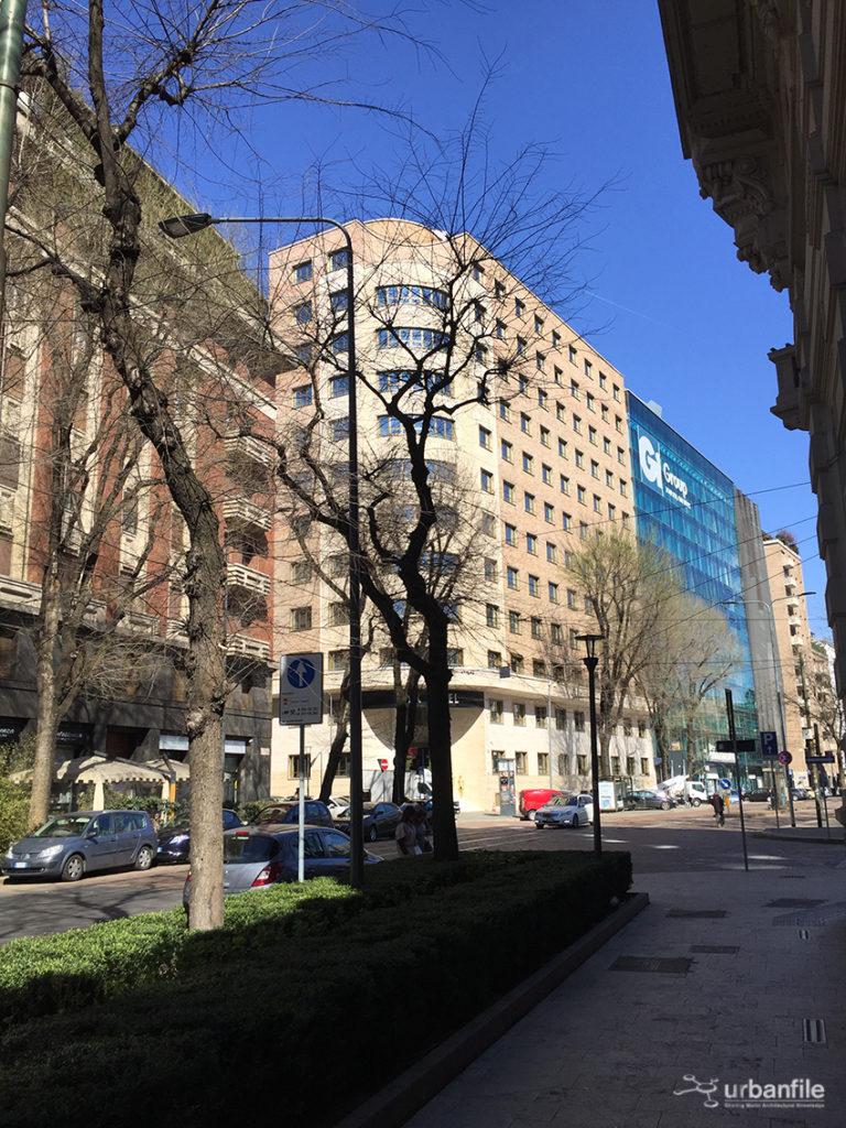 Milano centrale un hotel artistico urbanfile blog for Arredare milano piazza iv novembre