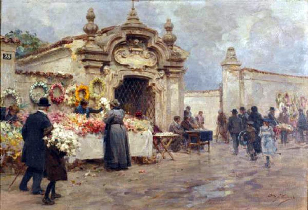 La cappelletta del Fopponino di Porta Vercellina