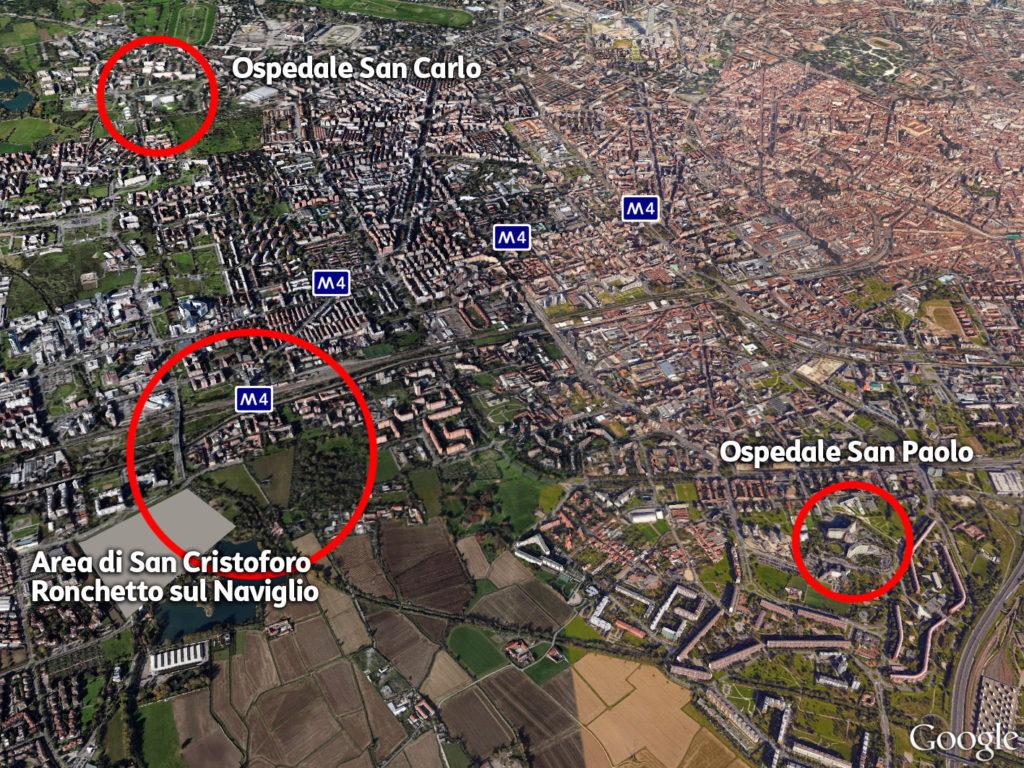 Milano_Zona_Sud_Ovest_Ospedali