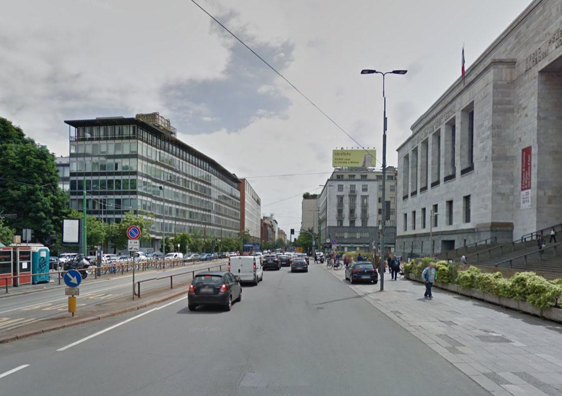 Palazzo provincia corso porta vittoria 2 urbanfile blog - Via porta vittoria milano ...