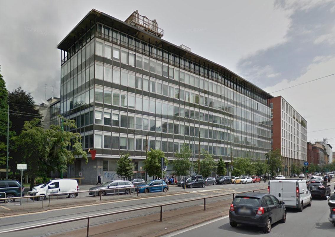 Milano Porta Vittoria Il Palazzo Dell 39 Ex Provincia Di