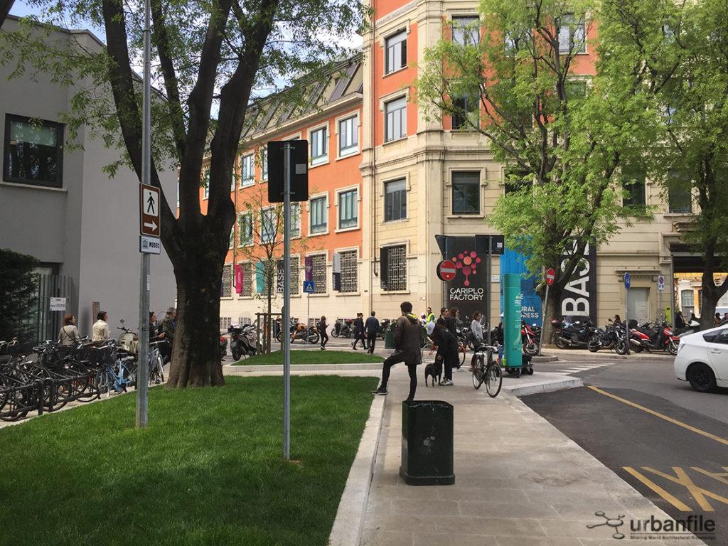 Milano zona tortona via bergognone qui persino il for Tortona milano