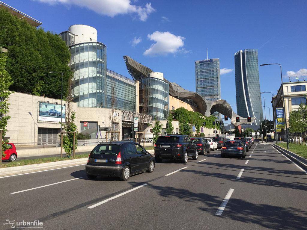 Milano portello un palazzo dalle ore contate o no for Milano fiera