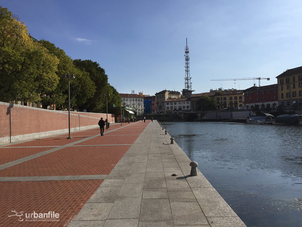 Milano darsena approvato il regolamento per la zona for Regolamento igiene milano