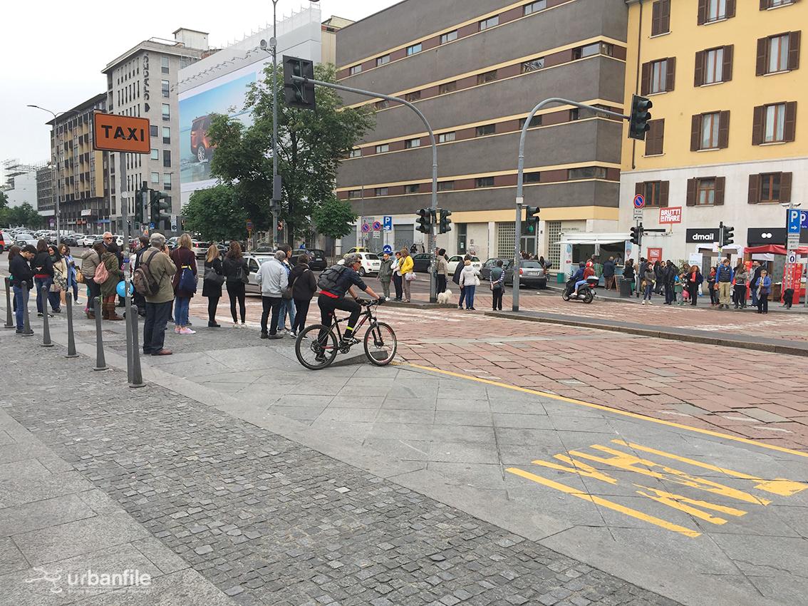 Milano porta garibaldi quant 39 difficile attraversare - Da porta garibaldi a milano centrale ...