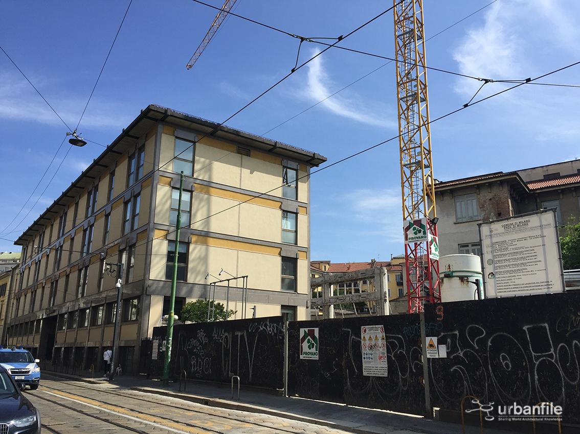 Milano crocetta corso di porta vigentina 9 11 l 39 avvio for Corso di grafica milano