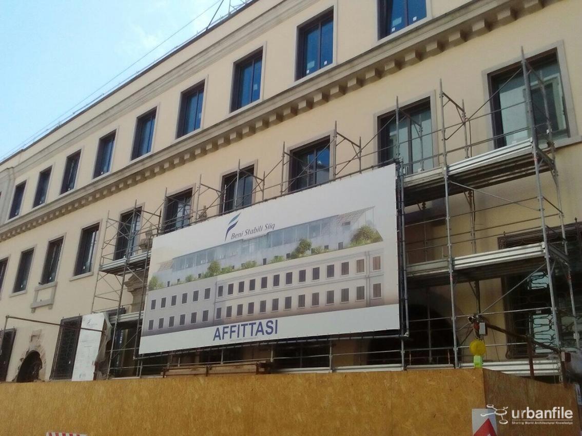 Milano brera via cernaia 8 cantiere quasi concluso for Via pietro mascagni 8 milano