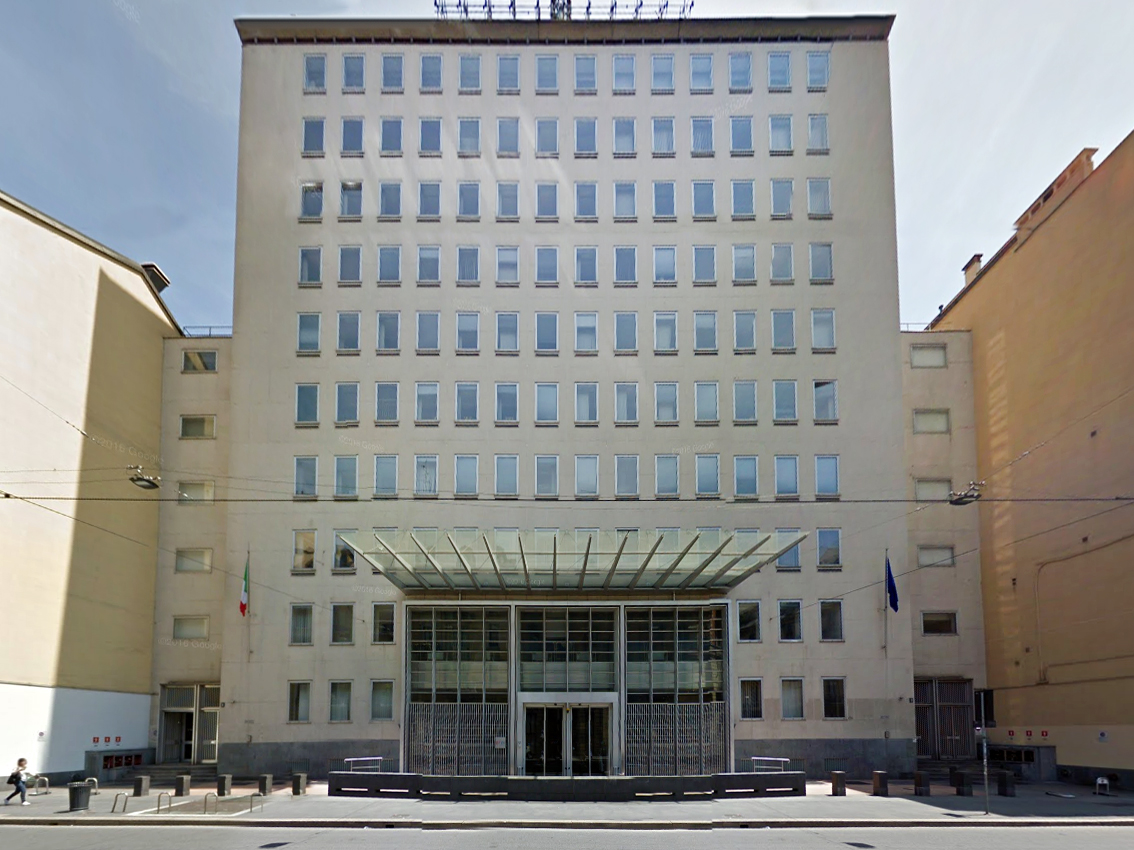 Milano Porta Magenta Il Palazzo Enel In Ristrutturazione Urbanfile Blog