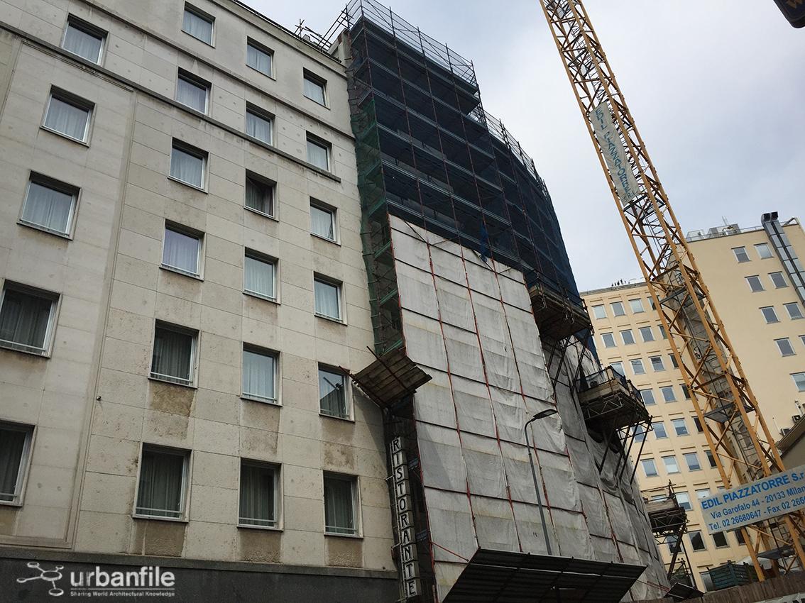 Milano centrale un nuovo hotel in via antonio da for Hotel nuovo milano
