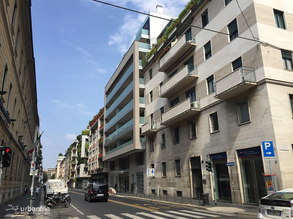Milano porta nuova moscova 38 ultimi ritocchi - Via porta nuova milano ...