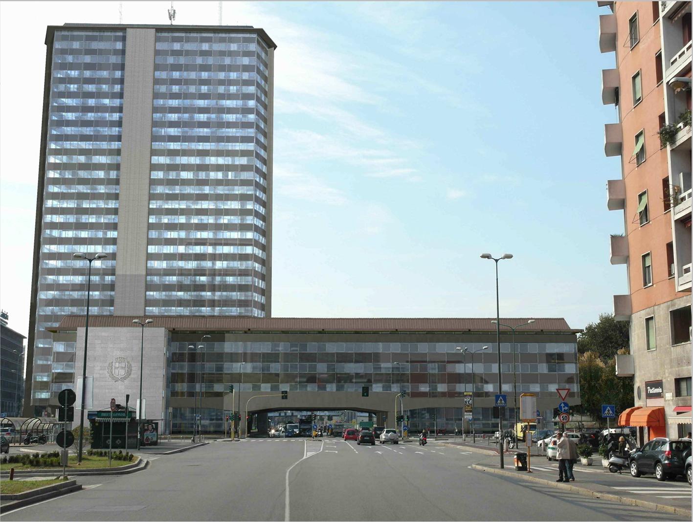 Milano torre uffici tecnici comunali 90m page 30 - Uffici gtt porta nuova ...
