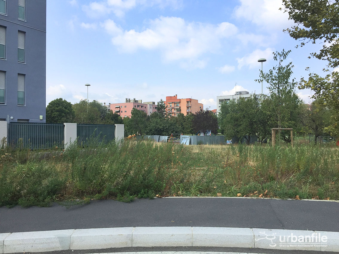Milano barona i giardini di via voltri ma qui non - Residenze di porta nuova ...