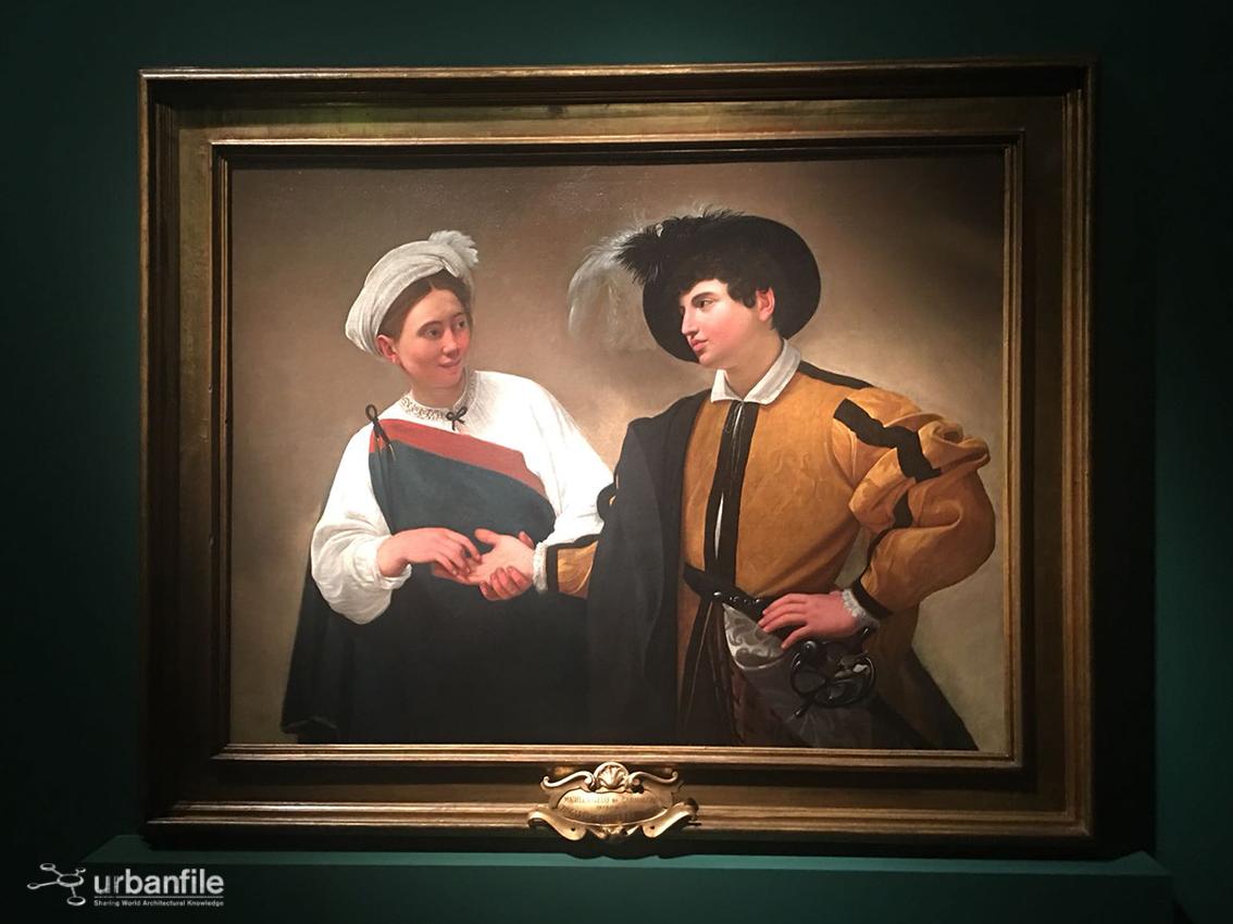 Milano zona duomo dentro caravaggio a palazzo reale for Caravaggio a milano