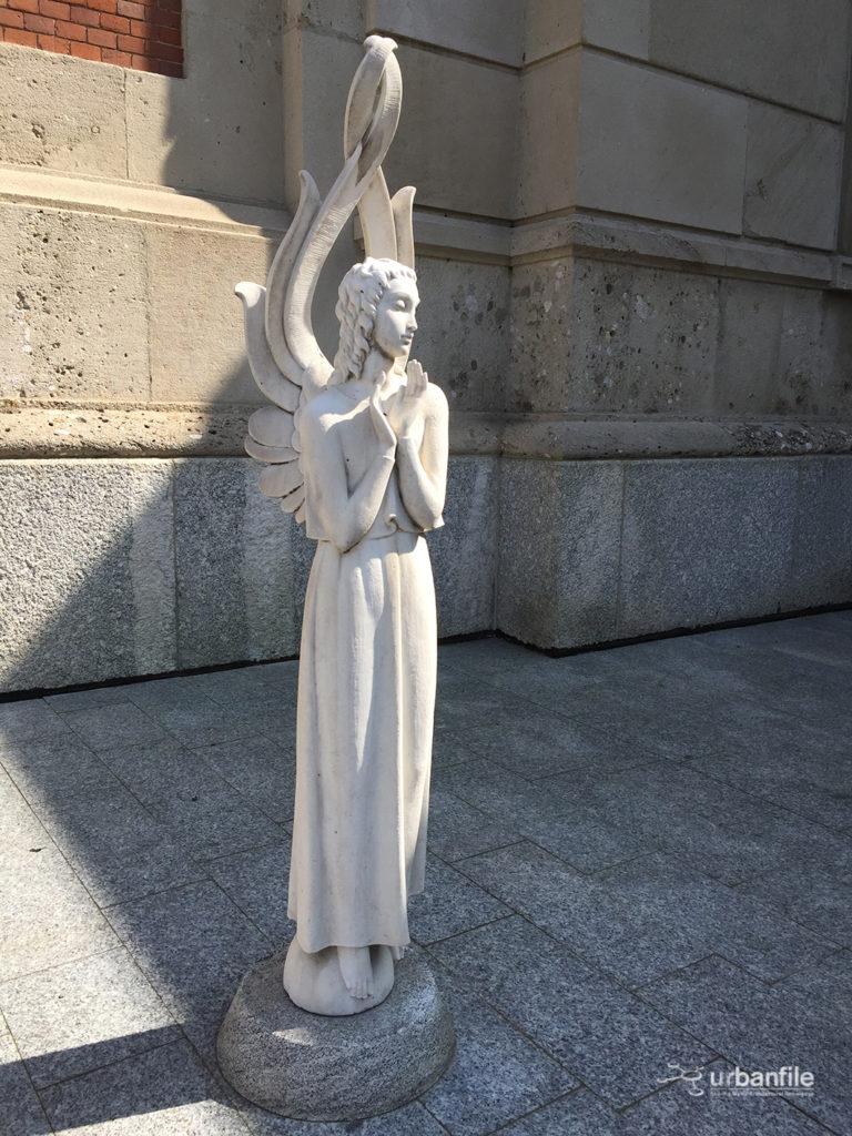 Popolare Milano | Musocco - Il Cimitero Maggiore: tra arte e incuria  DT67