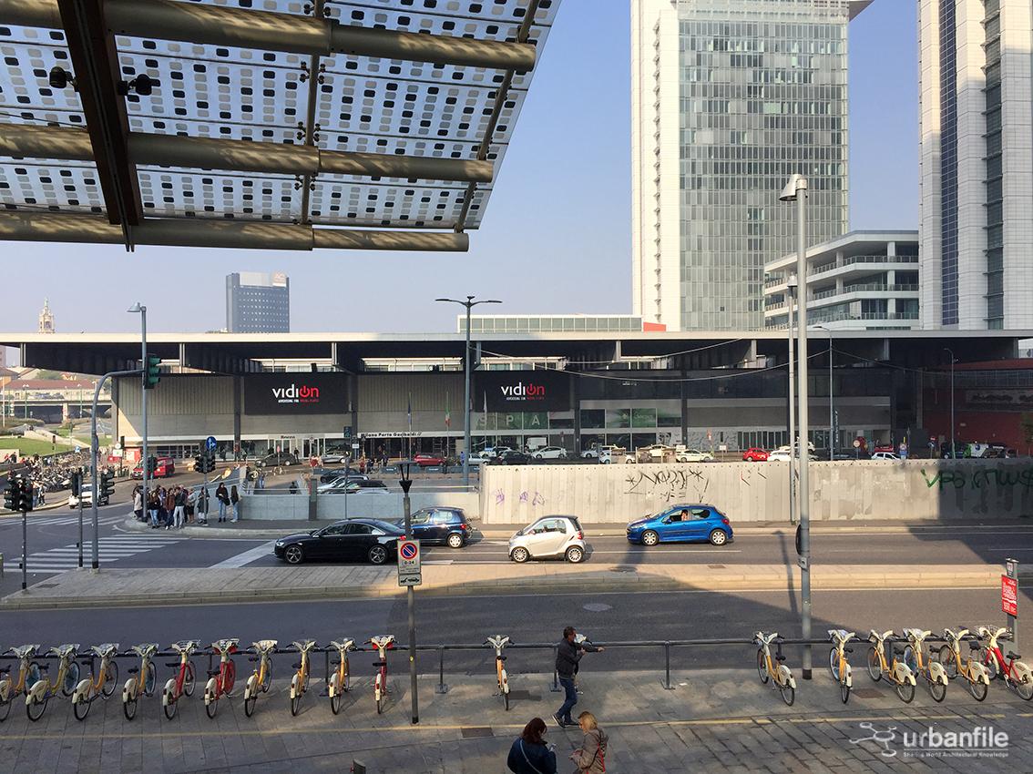 Milano porta garibaldi ecco la riqualificazione di - Stazione porta garibaldi mappa ...