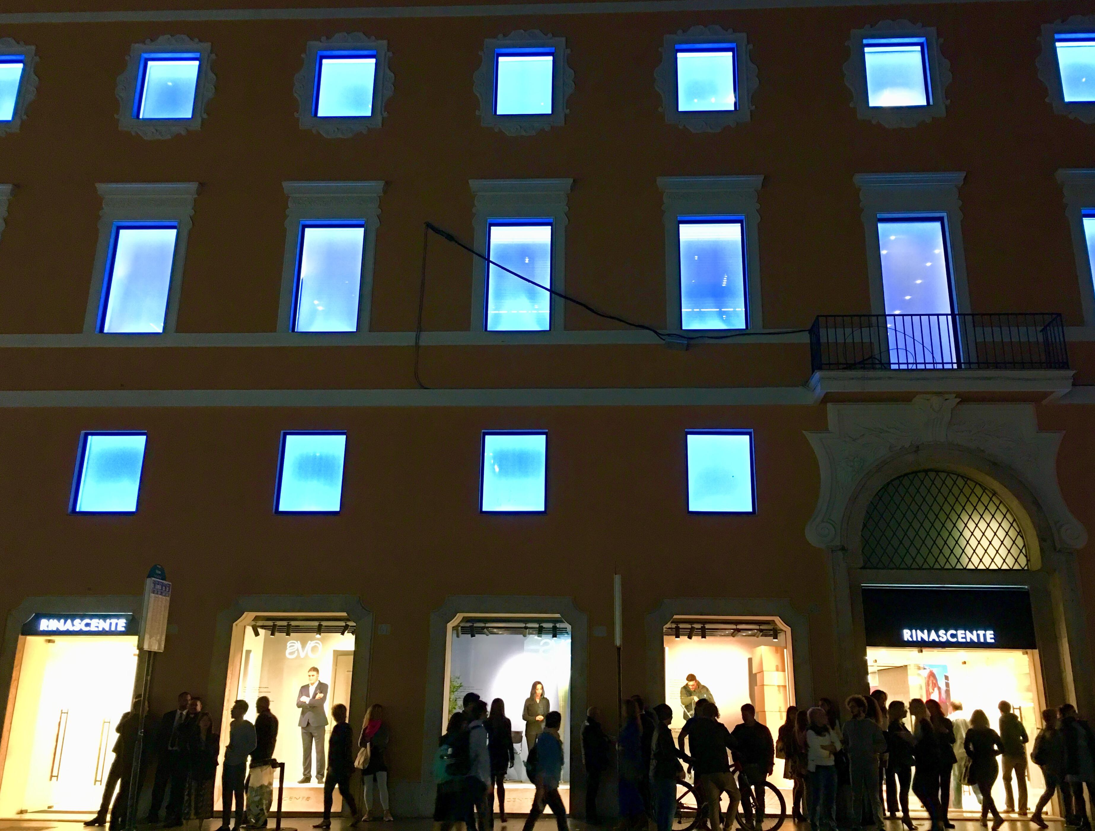 Roma Via Del Tritone Apre La Nuova Rinascente Urbanfile