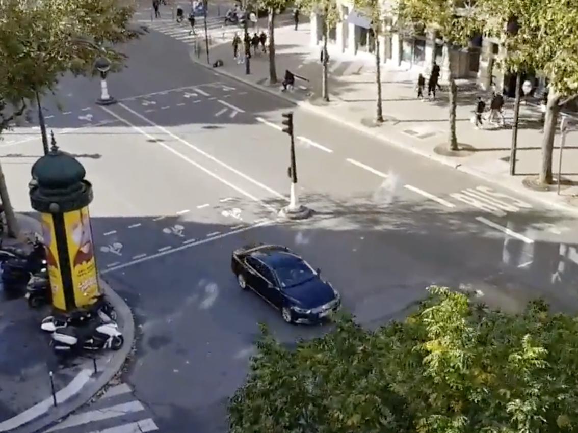 Milano e roma un confronto con parigi urbanfile blog for Arredo urbano roma