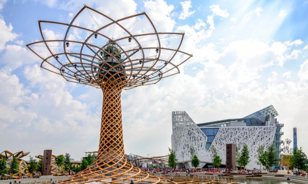 Milano arexpo la citt del futuro i rendering for Expo milano 2017