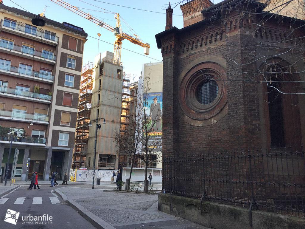 Milano porta garibaldi corso garibaldi 123 la - Da porta garibaldi a milano centrale ...