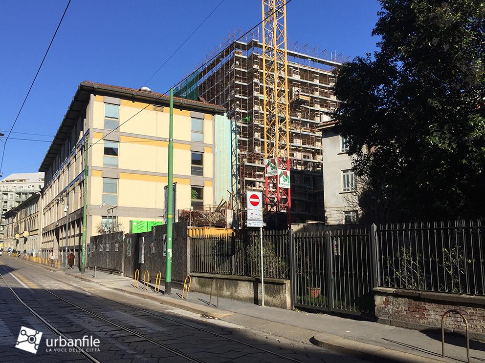 Milano crocetta corso di porta vigentina 9 11 for Corso di porta genova milano