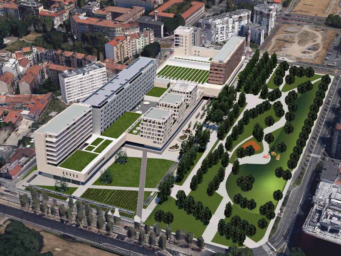 Milano Porta Vittoria Un Giardino Al Posto Della Beic